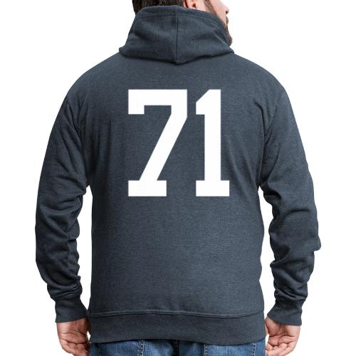 71 WLCZEK Sebastian - Männer Premium Kapuzenjacke