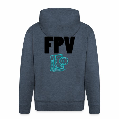 FPV - Veste à capuche Premium Homme