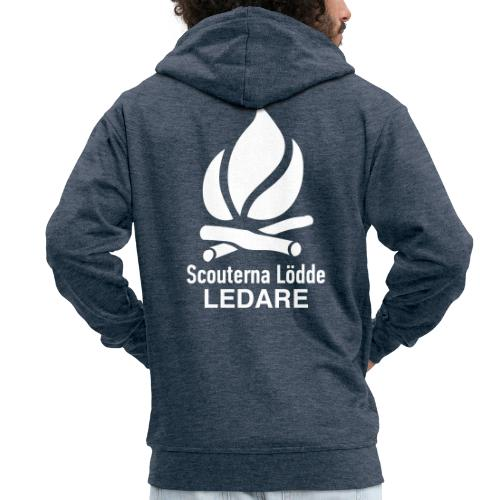 LEDARE TRYCK - Premium-Luvjacka herr