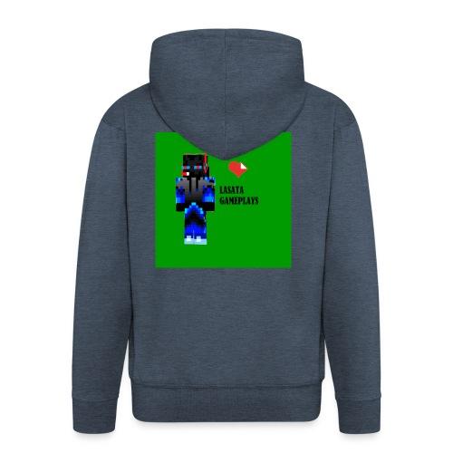 Adoro Lasata gameplays - Chaqueta con capucha premium hombre