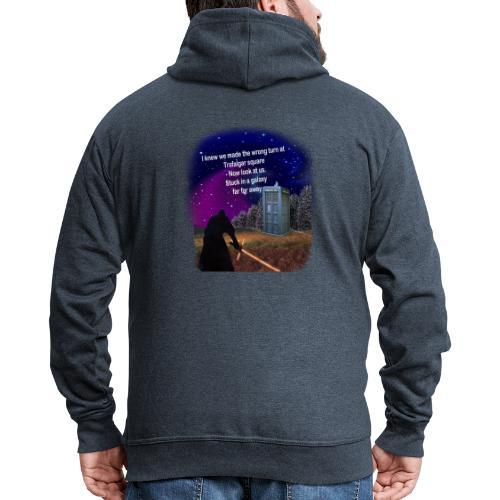 Bad Parking - Men's Premium Hooded Jacket
