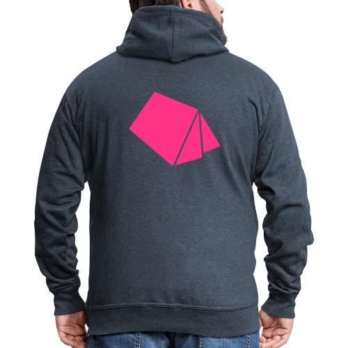 Tent - Men's Premium Hooded Jacket