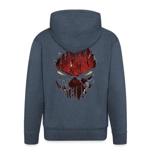 spyder man ( Vio ) - Men's Premium Hooded Jacket