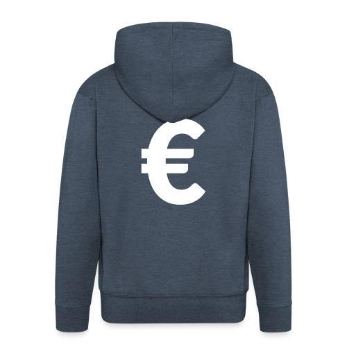EuroWhite - Veste à capuche Premium Homme
