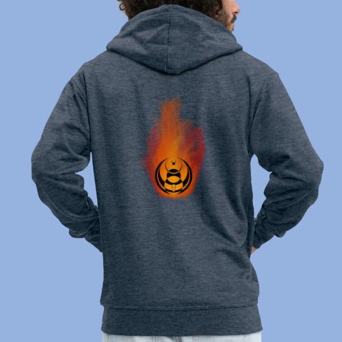 Seven nation army Fire - Veste à capuche Premium Homme
