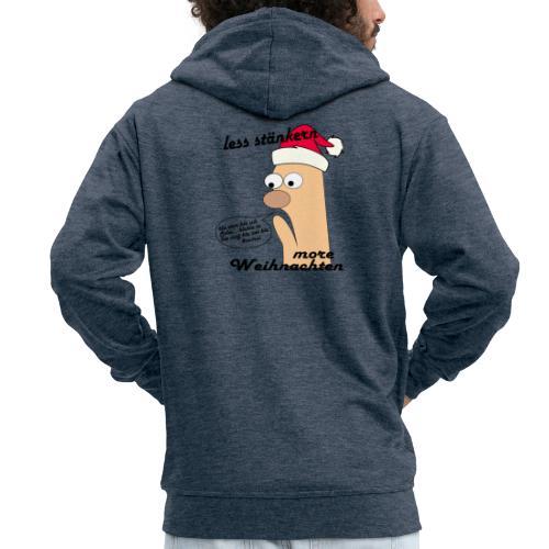 more Weihnachten - Männer Premium Kapuzenjacke
