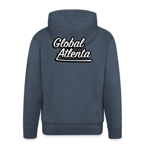 DJ Global Atlenta - Veste à capuche Premium Homme