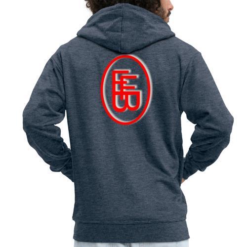 FFB Logo Standart - Männer Premium Kapuzenjacke