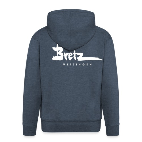 BRETZ Metzingen - Männer Premium Kapuzenjacke