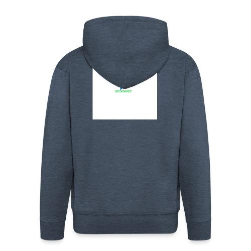 DeoxGames Camiseta - Chaqueta con capucha premium hombre