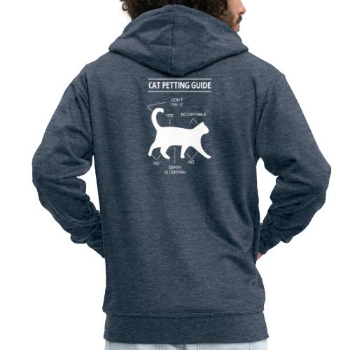 CAT GUIDE - Veste à capuche Premium Homme