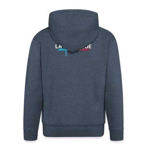 LA MATRAQUE. - Veste à capuche Premium Homme