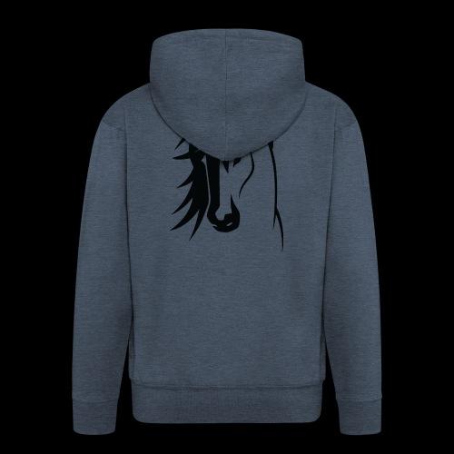 Stallion - Men's Premium Hooded Jacket