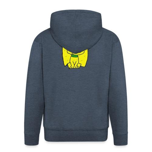 Soz Dog - Men's Premium Hooded Jacket