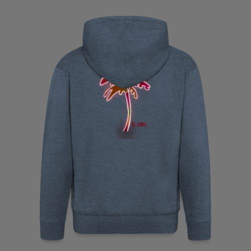 la palma - Chaqueta con capucha premium hombre