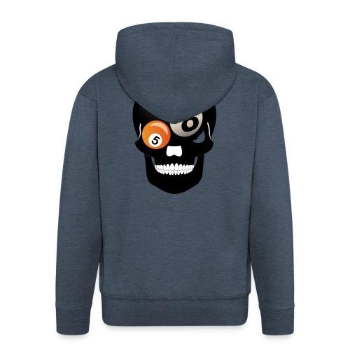 The 8-Ball T-Shirt für Damen. - Männer Premium Kapuzenjacke