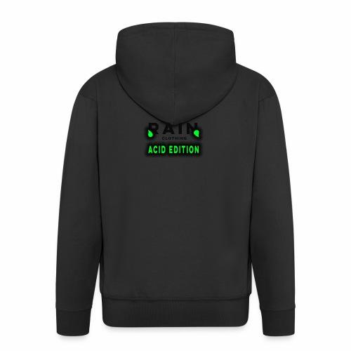 Rain Clothing - ACID EDITION - - Men's Premium Hooded Jacket