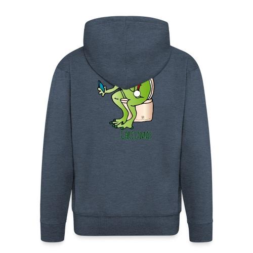 Christmas Bescherung - Männer Premium Kapuzenjacke