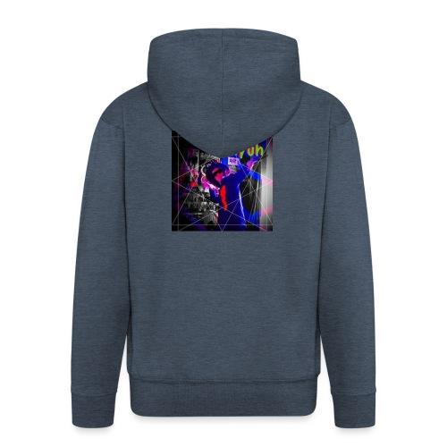 Yayuh - Men's Premium Hooded Jacket