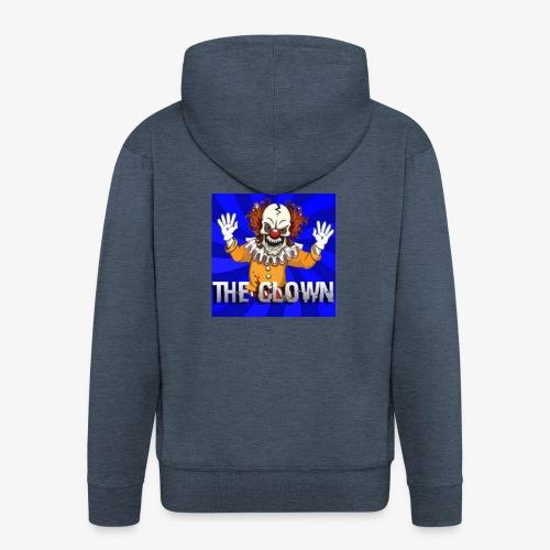 habits et accessoires avec logo de ma chaine ytb - Veste à capuche Premium Homme