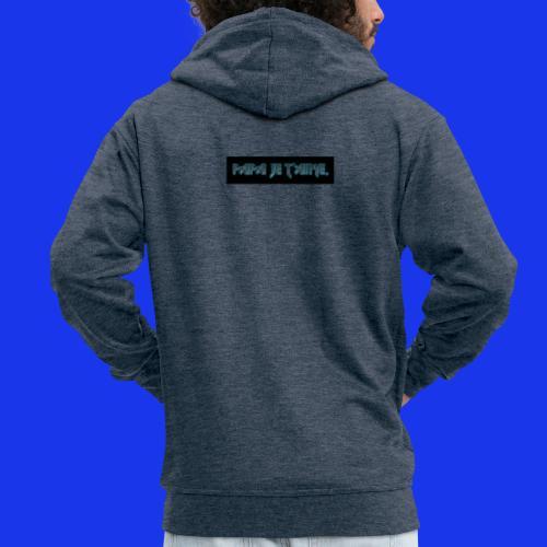 Fête des papas - Veste à capuche Premium Homme