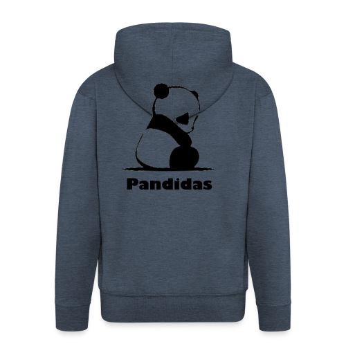Pandidas - Men's Premium Hooded Jacket