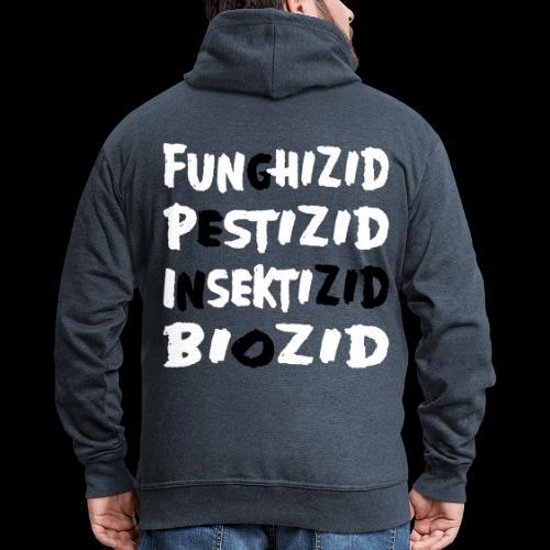 genozid - Männer Premium Kapuzenjacke