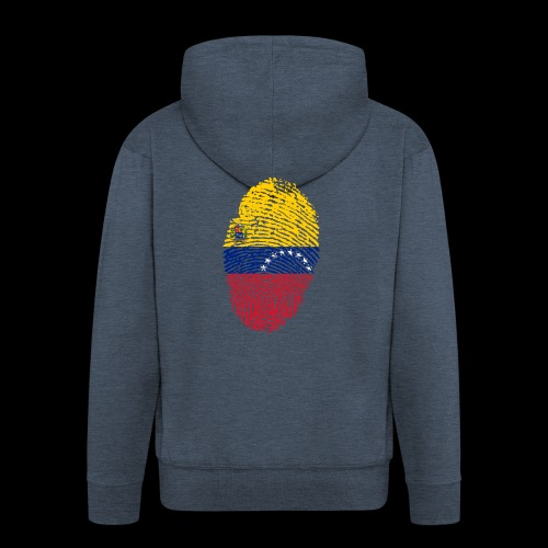 venezuela 653088 1920 - Chaqueta con capucha premium hombre
