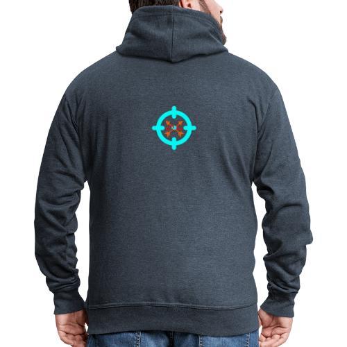 Targeted - Men's Premium Hooded Jacket