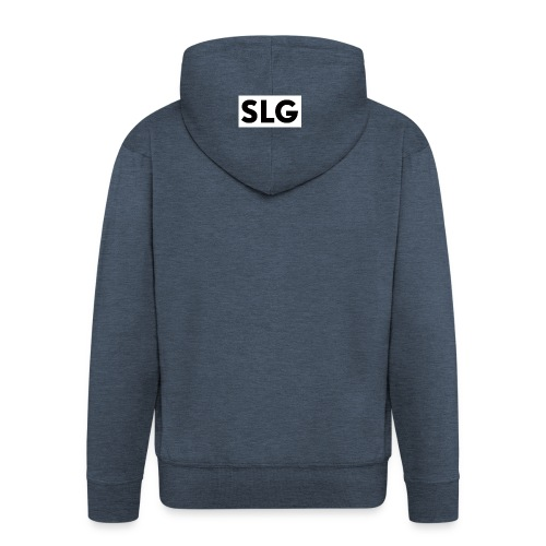 slg - Men's Premium Hooded Jacket
