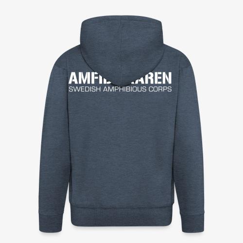 Amfibiekåren -Swedish Amphibious Corps - Premium-Luvjacka herr