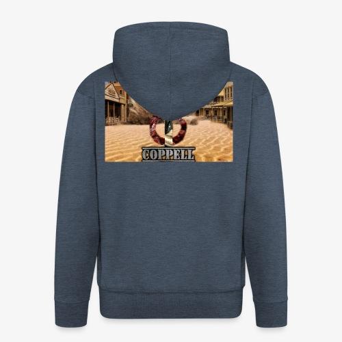 TLMZ COPPELL - Men's Premium Hooded Jacket