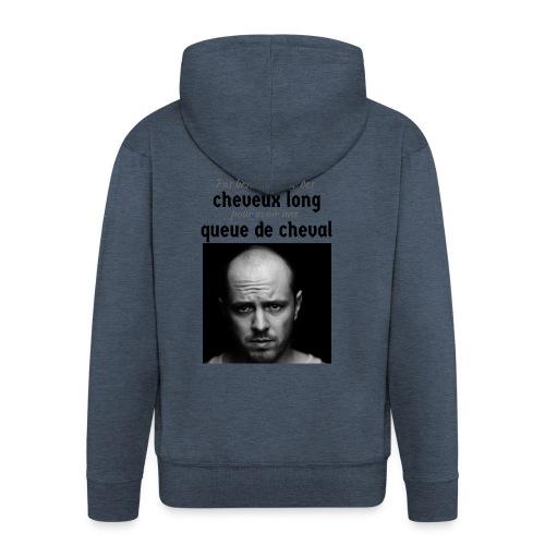 Humour Chauve ! - Veste à capuche Premium Homme