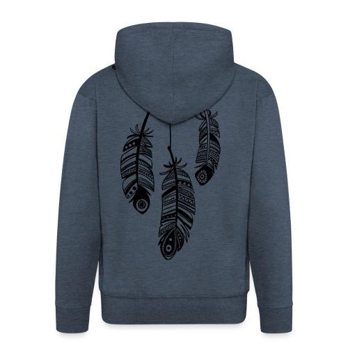 plumas - Chaqueta con capucha premium hombre