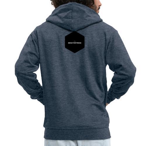 BendThewTrend - Men's Premium Hooded Jacket
