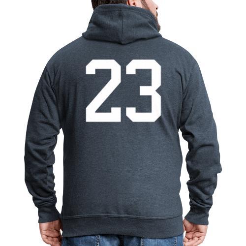 23 VISUR Stefan - Männer Premium Kapuzenjacke