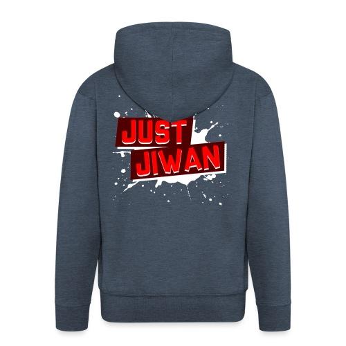 JustJiwan Mok - Mannenjack Premium met capuchon