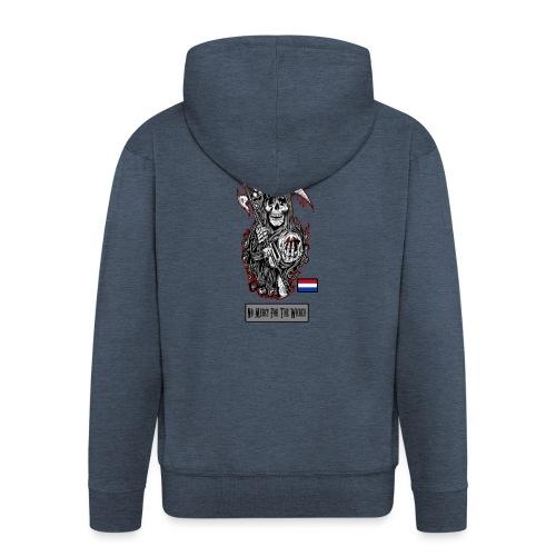supportweared - Mannenjack Premium met capuchon
