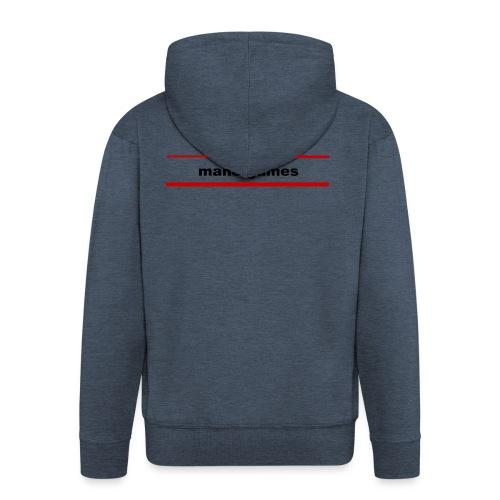 Yo Guys Its Mano Merch - Men's Premium Hooded Jacket