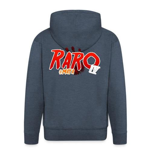 #Maya Raro Merch - Men's Premium Hooded Jacket