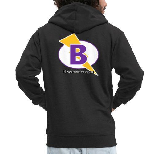 Blazorade - Men's Premium Hooded Jacket