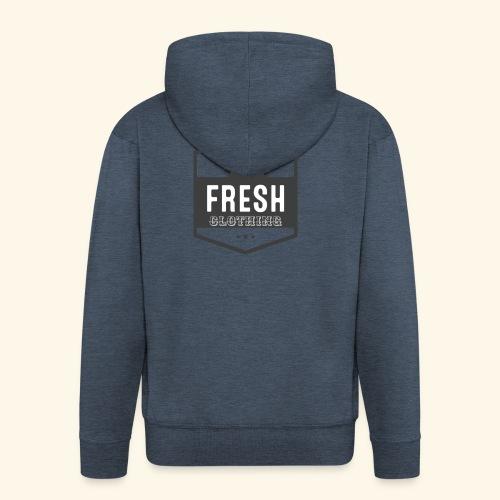 fresh - Men's Premium Hooded Jacket