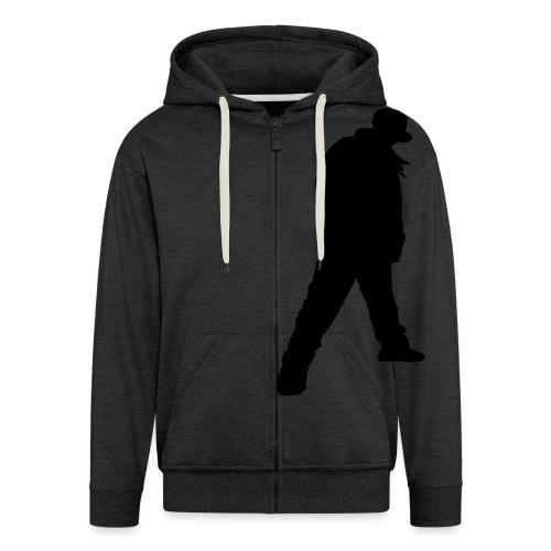 Soops B-Boy Tee - Men's Premium Hooded Jacket