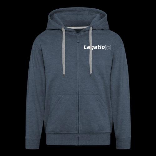 Legatio - Men's Premium Hooded Jacket