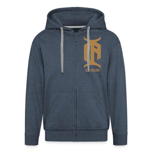 Symbol .AI Ola 15 - Men's Premium Hooded Jacket