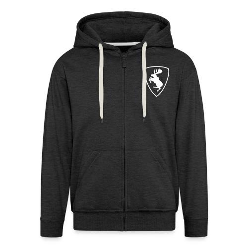 prancingmoose - Men's Premium Hooded Jacket