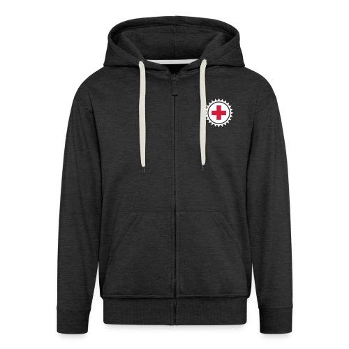 red cross - Männer Premium Kapuzenjacke