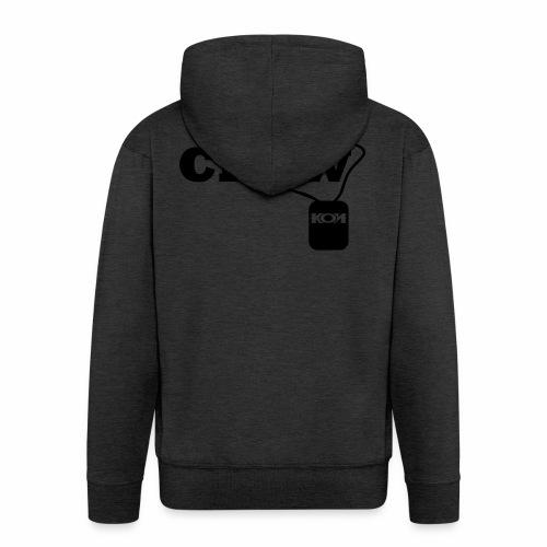 KON - Crew - Männer Premium Kapuzenjacke
