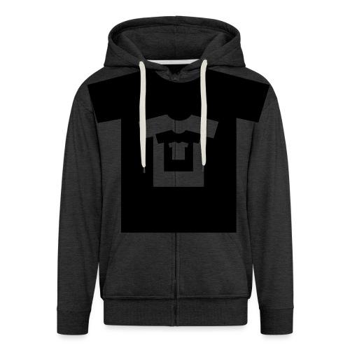 t-shirt récursif - Veste à capuche Premium Homme