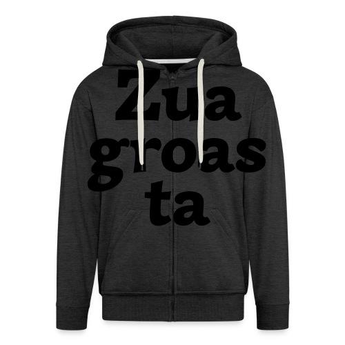 Zuagroasta - Männer Premium Kapuzenjacke